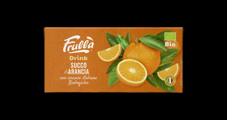 Succo di Arancia 3X200 ml