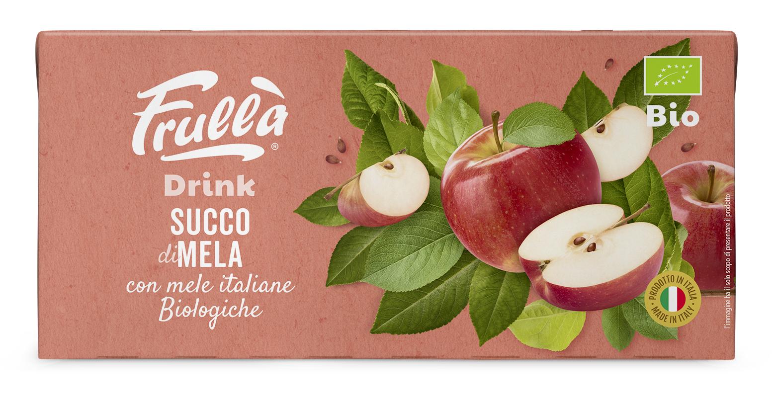 Frullà Drink Succo di Mela 3X200 ml